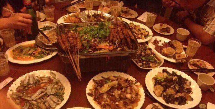 老宋燒烤(橫店萬盛南街店)