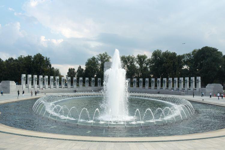 美國國家二戰紀念碑4