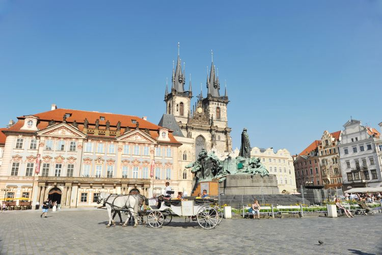 Old Town Square1