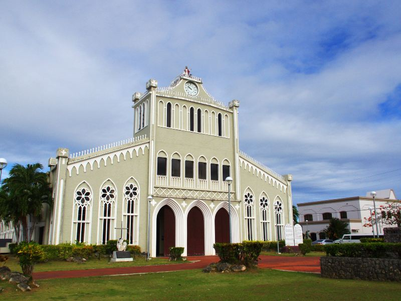 Mount Carmel Cathedral