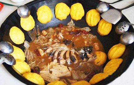 久燉溜香鍋台宴