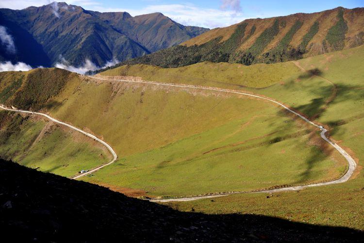 Jiajin Mountain1