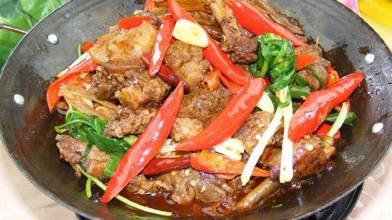 梓州幹鍋雞