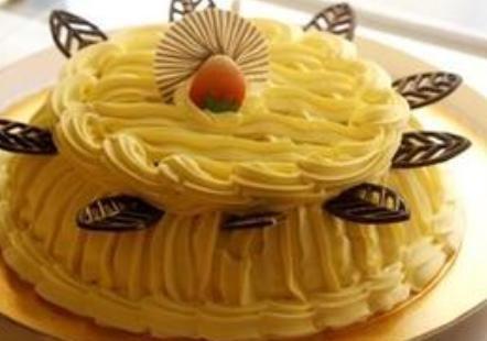 麥淇淋蛋糕