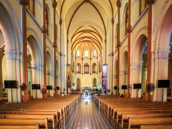 호치민 노트르담 대성당