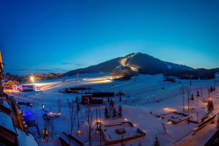 Wanda Changbaishan International Ski Resort4