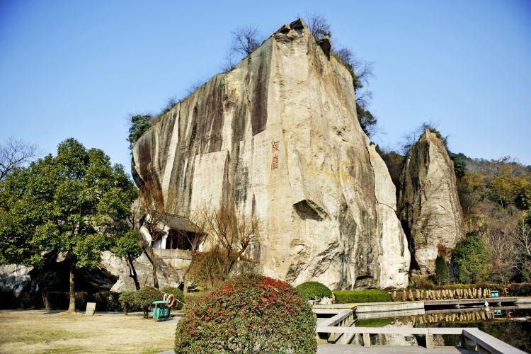 사오싱커옌 관광지(소흥가암 관광지)4