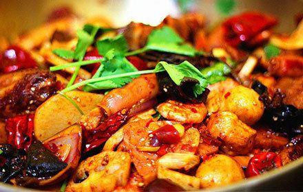 重慶媽媽鄉冒菜主題餐廳