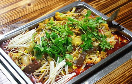 天府烤魚(西二街店)