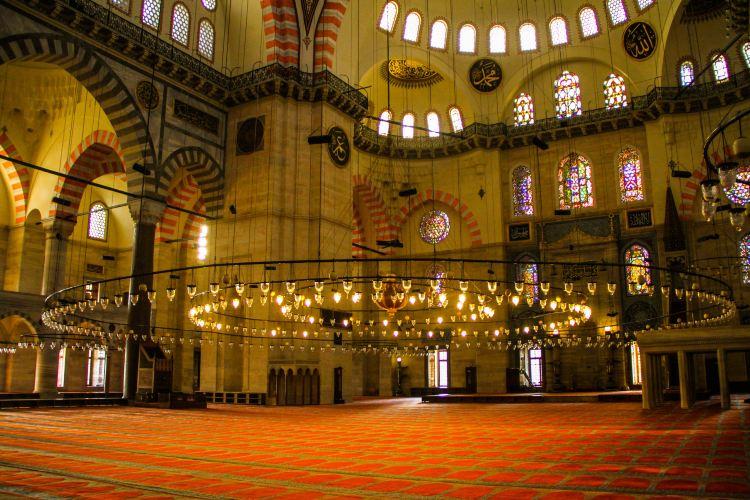 Suleymaniye Mosque1