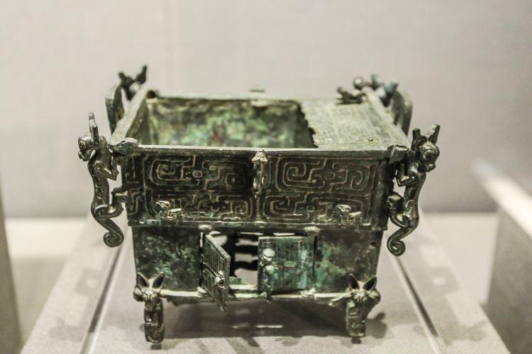 Baoji Bronzeware Museum2