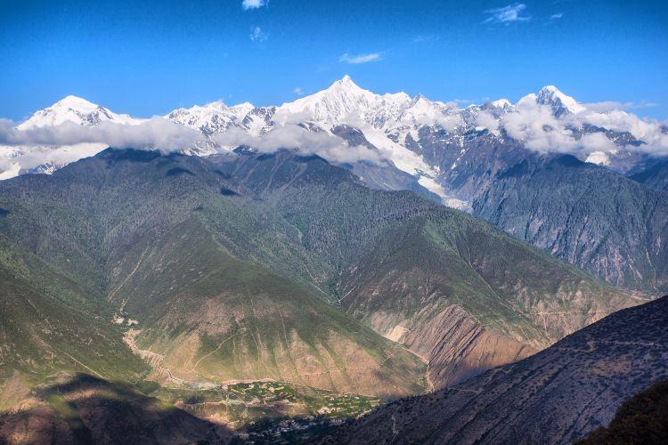 卡瓦格博峰3