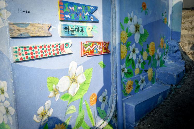 甘川文化村(カムチョンムナマウル)4