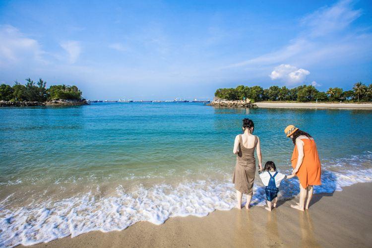 Sentosa Beach3