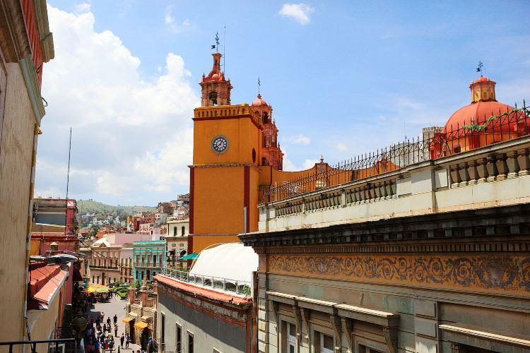 Basilica of Our Lady of Guanajuato3
