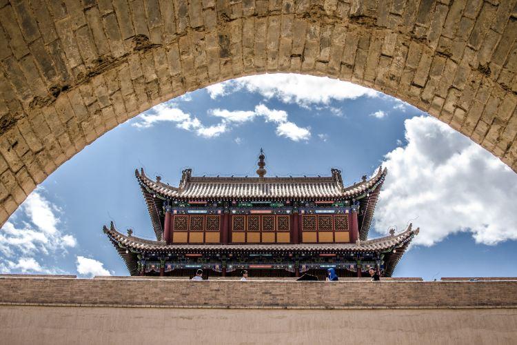 Jiayuguan Pass3