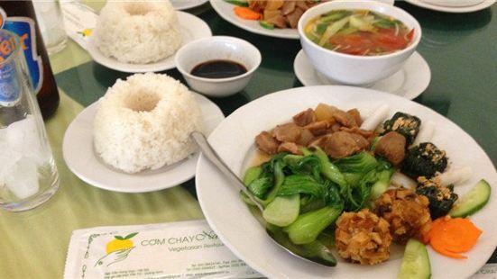 Nang Tam Vegetarian Rice