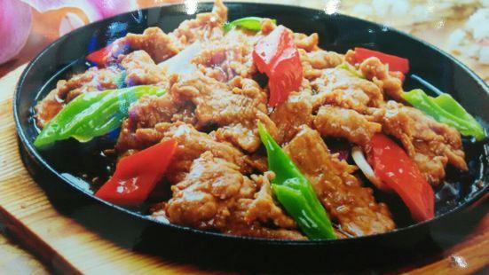 川菜風味餐廳
