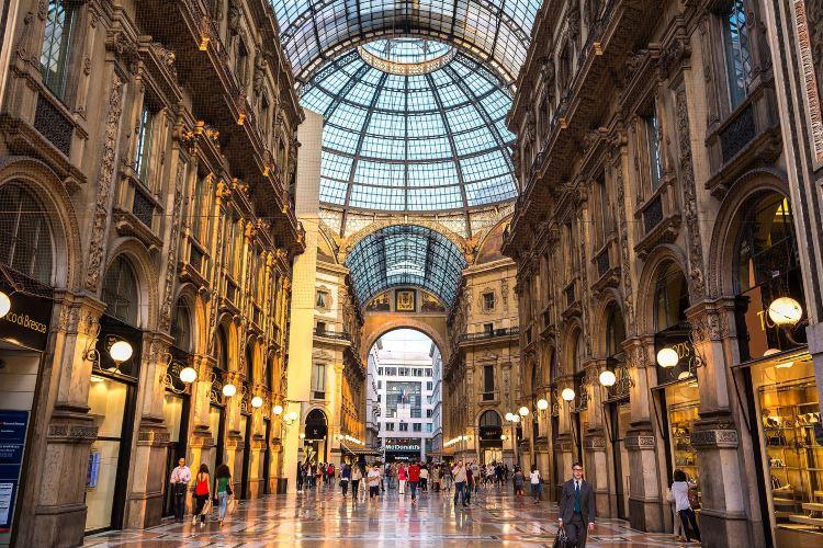 Galleria Vittorio Emanuele II1