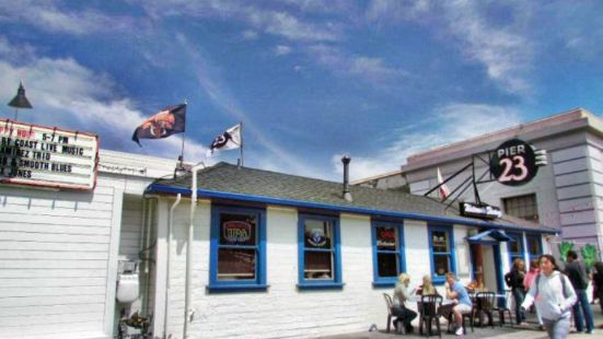 Pier 23 Cafe Restaurant & Bar