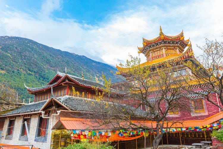 Jingang Temple1