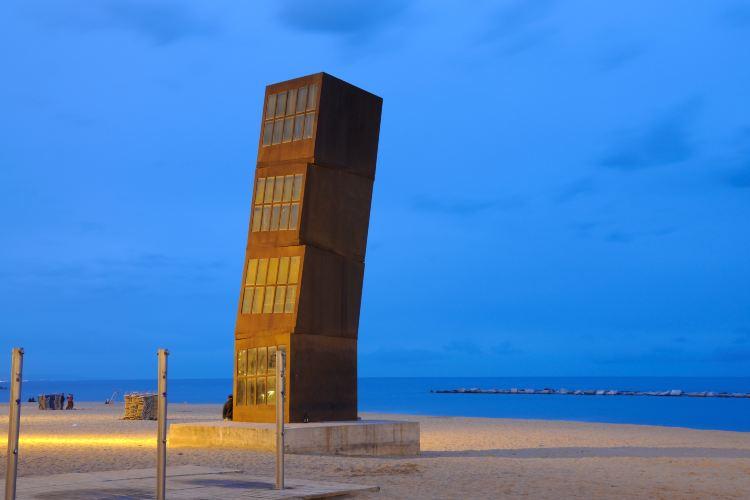 巴塞羅那塔海灘1