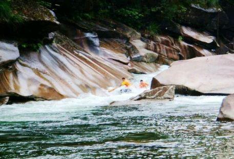 Wuyishan East China No.1 Drifting