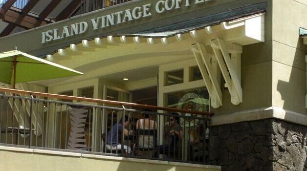 Island Vintage Coffee(Royal Hawaii Center)3