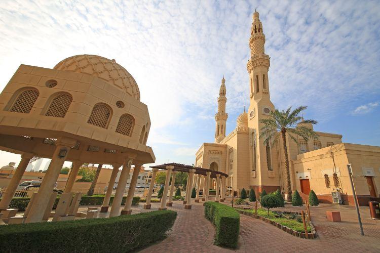 Jumeirah Mosque2