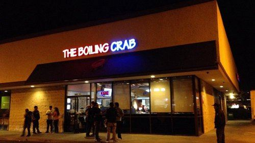 The Boiling Crab(San Jose Capitol)