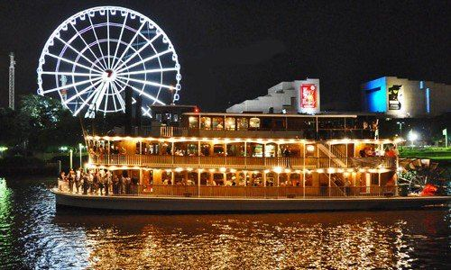 Kookaburra Showboat Cruises