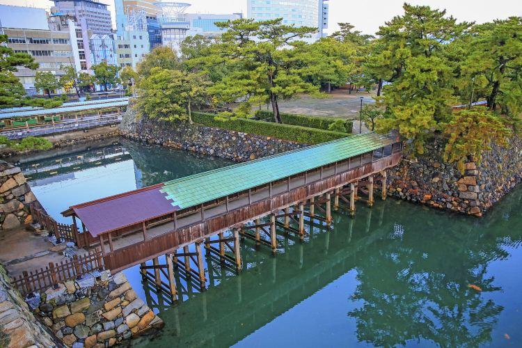 玉藻公園(高松城跡)3