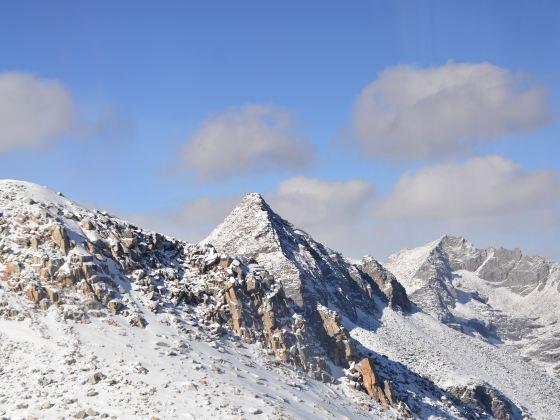 Dagu Holy-glacier