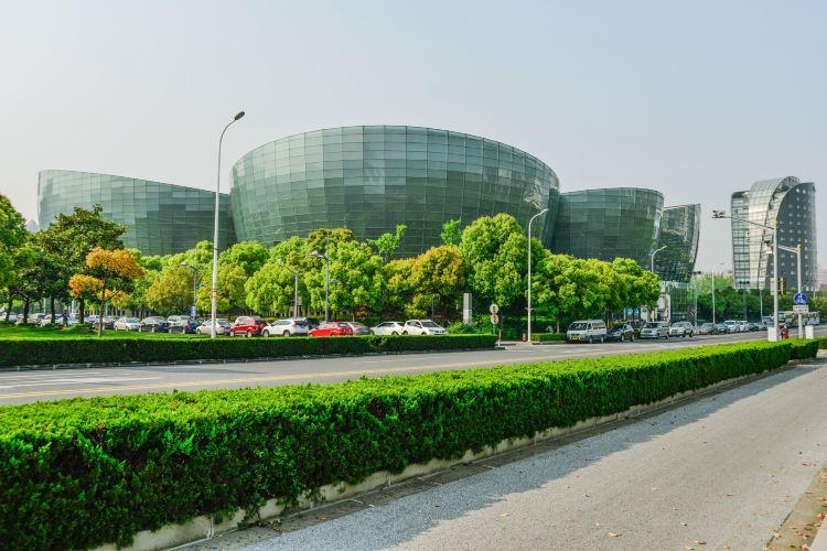 Shanghai Oriental Art Center4