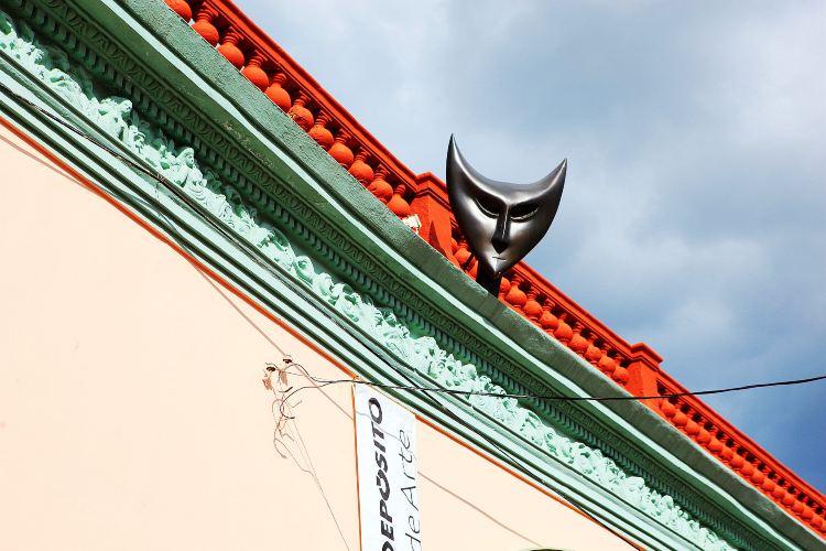 迭戈里維拉故居博物館2