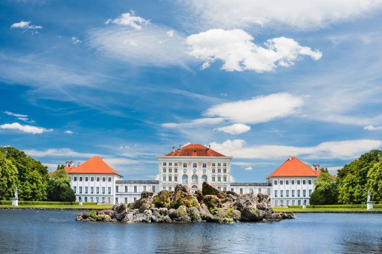 寧芬堡皇宮1