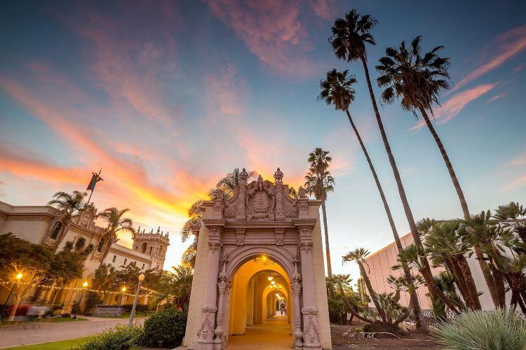 San Diego Balboa Park1