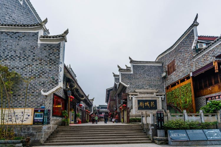 Qianzhou Ancient City1