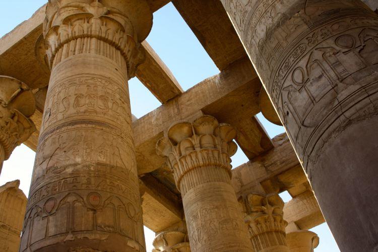 カフラー王の河岸神殿1