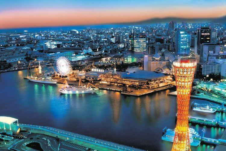 神戶港燈塔1