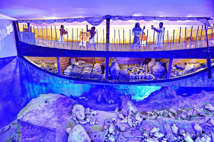 水下考古博物館1