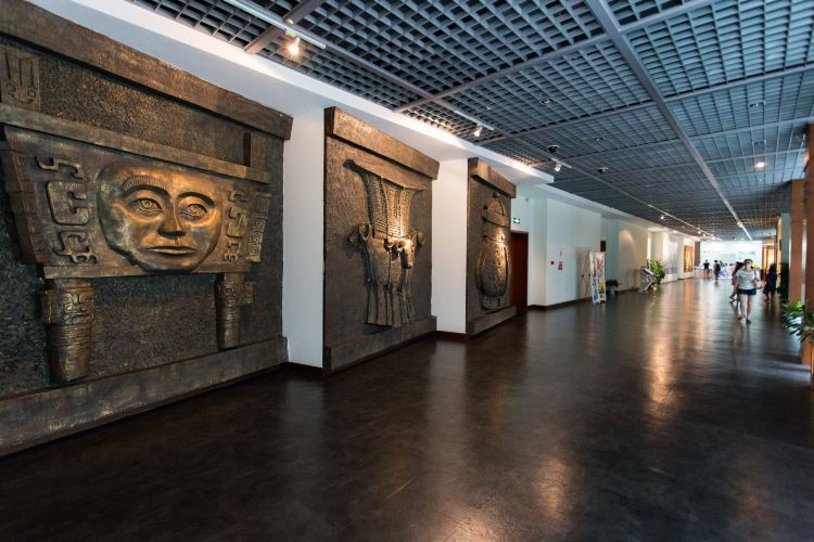 Changsha Bamboo and Wooden Slips Museum3