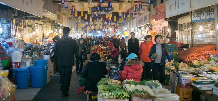 廣藏市場美食街