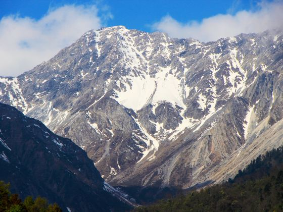 Baima Wanglang National Natural Scenic Area