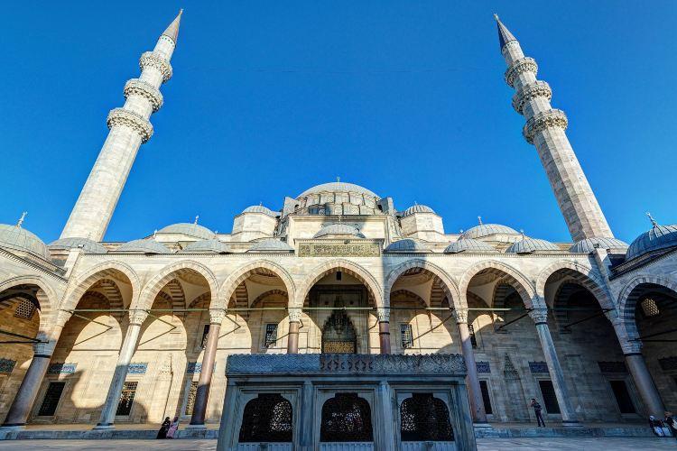 Suleymaniye Mosque3