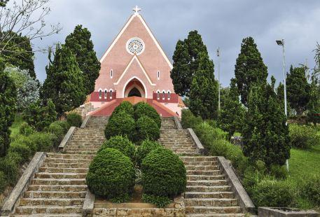 Domaine de Marie Church