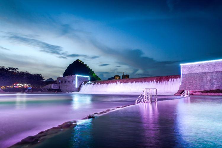 Dalongtan Reservoir1