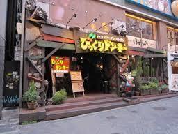 びっくりドンキー(東大阪店)