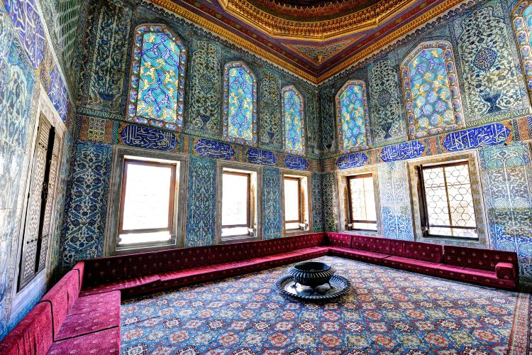 Topkapi Palace4