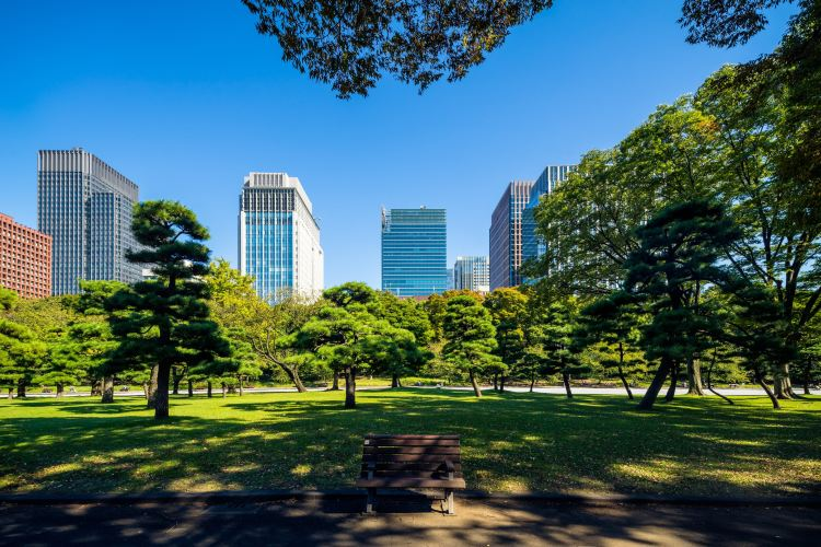 Tokyo Imperial Palace3